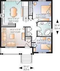 80 Best Cabin Floor Plans Images On Pinterest Small House Plans 32 X 30 House Plans
