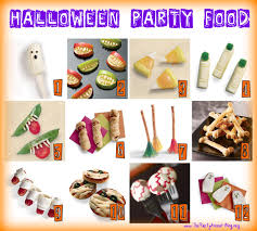 Easy Halloween Party Appetizers 20 Easy Diy Halloween Tricks And Treats Easy Pumpkin Krispies