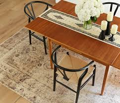 Dining Room Sets Orlando Orcondo Dining Room Gets Dinner Party Ready With A Rug From Loloi