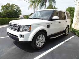 land rover lr4 2016 2016 land rover lr4 v6 supercharged for sale classiccars com