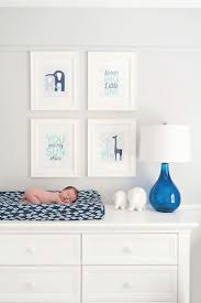 Baby Boy Bedroom Design Ideas Boy Blue Nursery Nursery Babies And Nursery Room Ideas