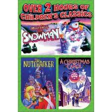 holiday animated classics a christmas carol magic gift of the