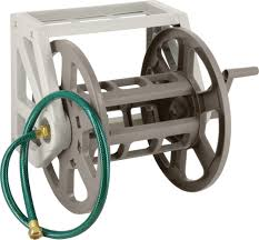 Wall Mounted Hose Reels Garden Metal by Wall Mounted Garden Hose Reel Princess Auto