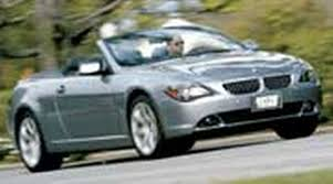 bmw 6 series convertible review 2004 bmw 645ci convertible drive road test review