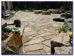 Rock Patio Design Flagstone Patio Designs Patios Home Design Ideas Wj9l8dk9gd Amazing