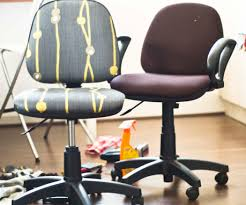 give those old desk chairs new life 7 steps with pictures