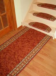 decor various pretty design of carpet on stairs for home