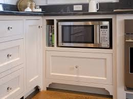 Kitchen Oven Cabinets Best 25 Microwave Cabinet Ideas On Pinterest Microwave Storage