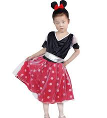 Minnie Mouse Halloween Costume Toddler Aliexpress Image