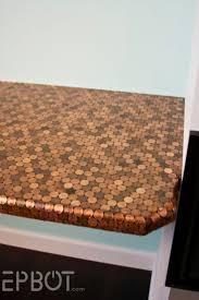 kitchen faux stone backsplash vinyl tile backsplash penny