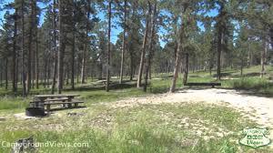 South Dakota forest images Dutchman campground hill city south dakota jpg
