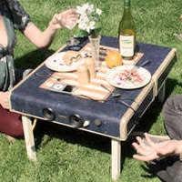 best 25 portable picnic table ideas on pinterest vintage