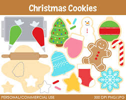 best christmas cookie border clip art library
