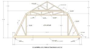 Gambrel Roof Barn Gambrel Roof Truss Definition Popular Roof 2017