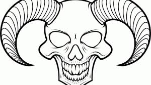 steps to drawing a skull at getdrawings com free for personal use