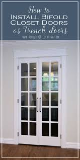 patio doors with dog door built in best 25 bifold french doors ideas only on pinterest accordion