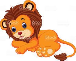 cute lion cartoon stock vector art 615731122 istock