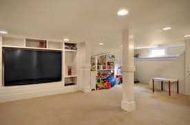 Ideas For Finished Basement Basement Design Ideas For A Child Friendly Place