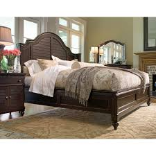 paula deen home steel magnolia panel bed hayneedle