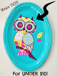 Frugal Home Decorating Mother U0027s Day Home Decor Plaque Craft For Kids