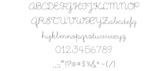 30 free cursive fonts for when your website needs that special