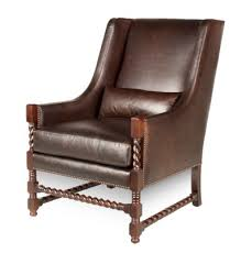 leather creations leather occasional chairs
