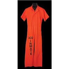 Prison Jumpsuit Patrick Swayze U201crace Darnell U201d Prison Jumpsuit From Letters From A