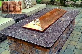 fire table cover rectangle awesome fire pit cover rectangular outdoor greatroom 48 in rectangle