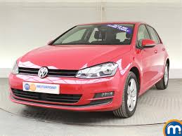 used volkswagen golf cars for sale motors co uk