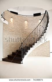 Iron Grill Design For Stairs Stair Railing Stock Images Royalty Free Images U0026 Vectors