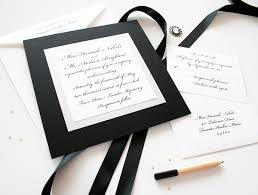 wedding invitations black and white black and white wedding invitations mospens studio