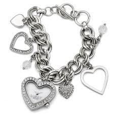 charm bracelet watches images Bracelet ladies watches images jpg