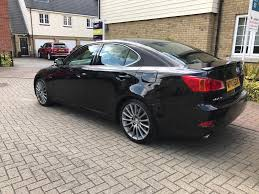 lexus is250 f sport fully loaded lexus is250 f sport low 61500mileage in colchester essex gumtree