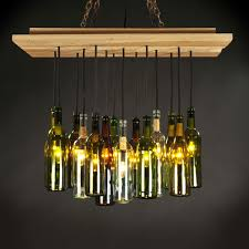 wine bottle home decor decor u0026 tips interior design with wine bottle chandelier and home