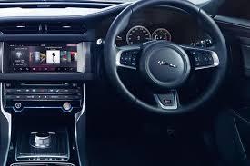 jaguar cars interior the new 2016 jaguar xf mirror online