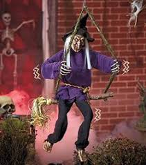 Outdoor Halloween Decorations Witches by Scary Halloween Clown Props Halloween Decoration Twitching Clown