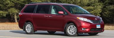 toyota sienna updated 2017 toyota sienna gains power and gears consumer reports