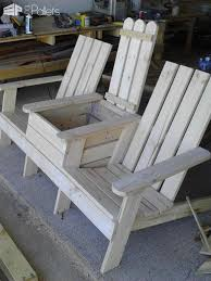 Free Woodworking Plans Outdoor Chairs by Diy Jack And Jill Chair Set Myoutdoorplans Free Woodworking