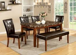 elmore dining set with bench 669 94 furniture store shipped