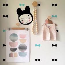 Diy Baby Decor Aliexpress Com Buy 60 Pcs Eco Friendly Vinyl Bow Tie Wall