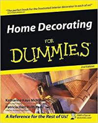Home Decorating For Dummies | home decorating for dummies general trade amazon co uk katharine
