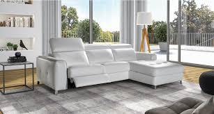 canapé d angle mobilier de canapé d angle hemingway avec relaxation toulon mobilier de
