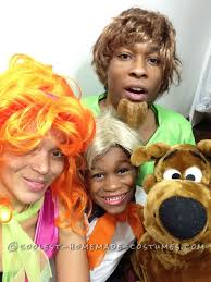 Scooby Doo Halloween Costumes Family Gang Family Costume