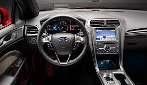 2011 Ford Fusion Interior 2017 Ford Fusion Preview J D Power Cars