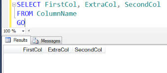 Tsql Alter Table Add Column Sql Server How To Add Column At Specific Location In Table Sql