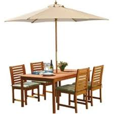 Madison Outdoor Furniture by Madison 4 Seater Dressed Patio Furniture Set For 199 99 Was
