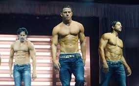 regular guys try magic mike men are now objectified more than women telegraph