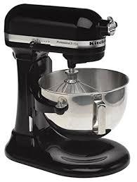 kitchenaid mixer black amazon com kitchenaid professional 5 plus series stand mixers
