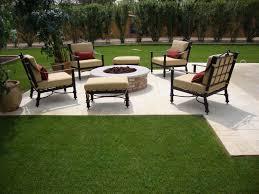 garden ideas concrete yard interior design