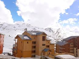 apartment cimes caron i val thorens france booking com